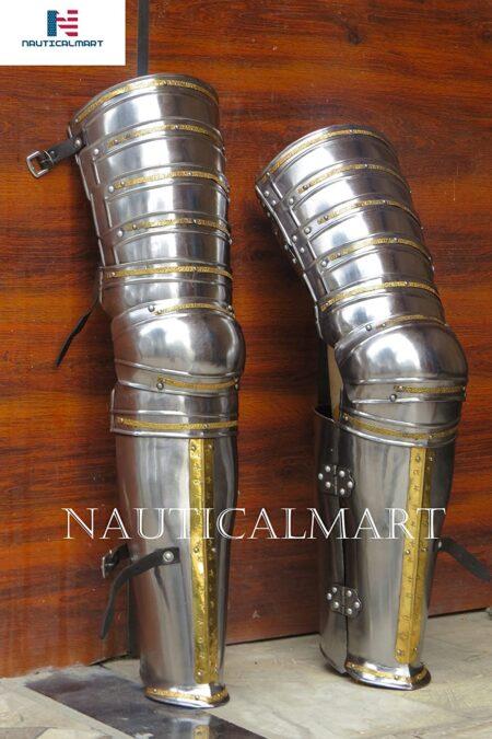 Medieval Leg Armor & Thigh Armor