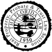 RPPTL section of the Florida Bar 300x300