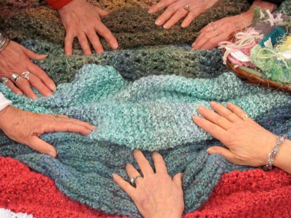 hands-scarves