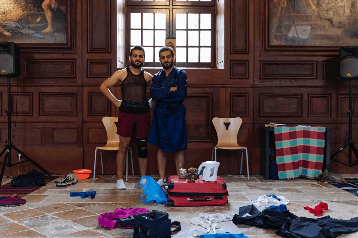Les Deux Réfugiés : les frères Mala offrent une ode à l'humanité