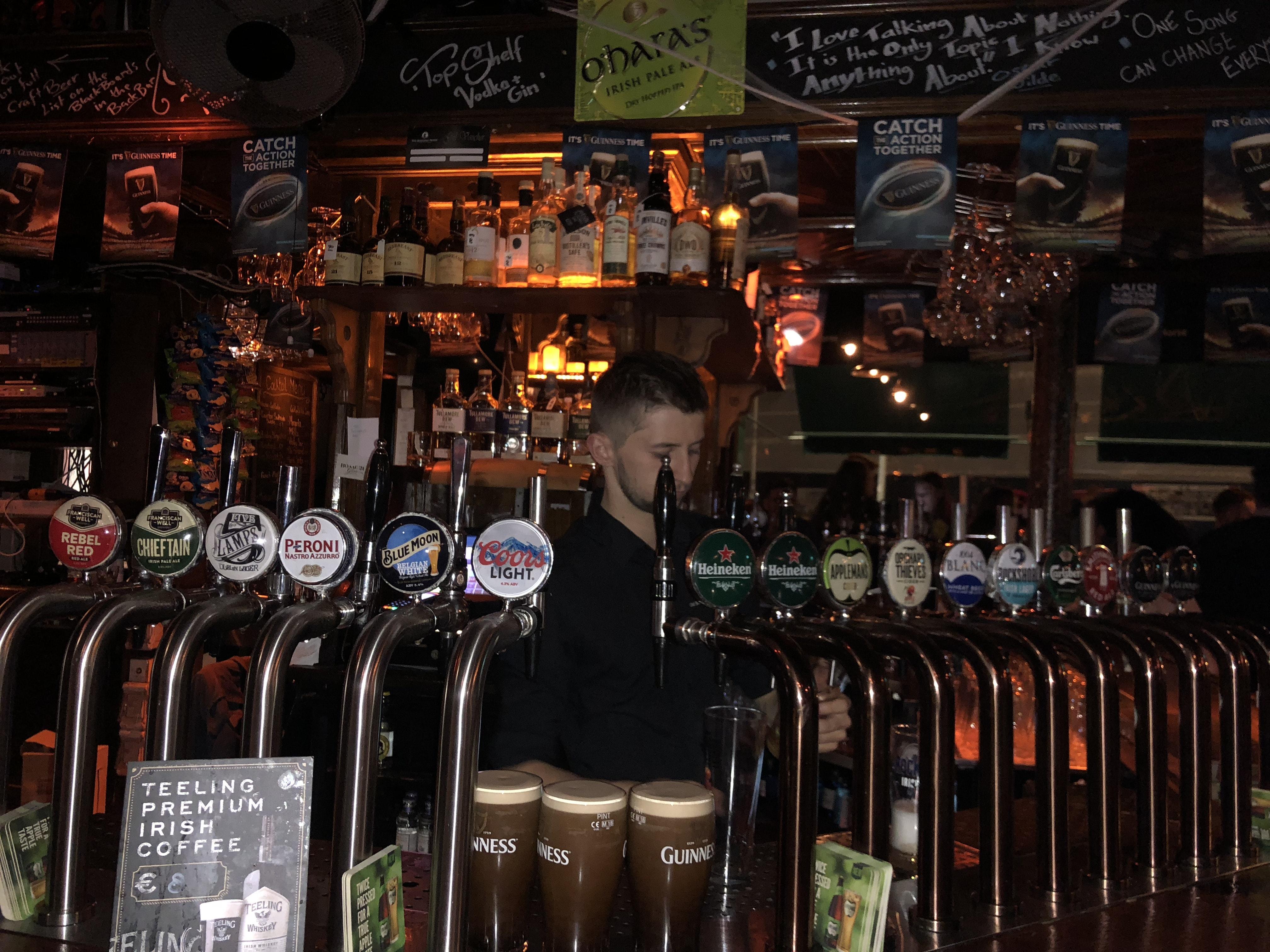 Ireland's Pub Culture