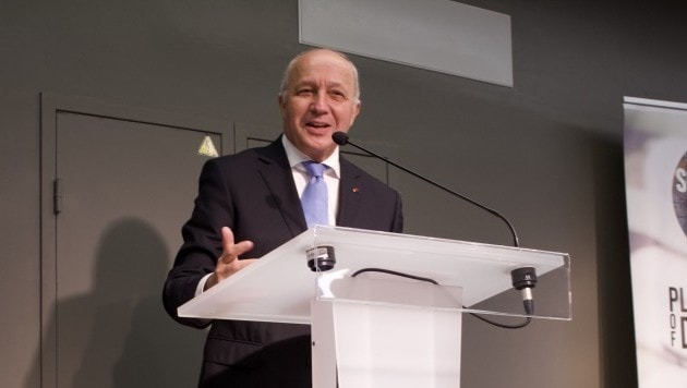 Former French PM Laurent Fabius Talks About Climate Change