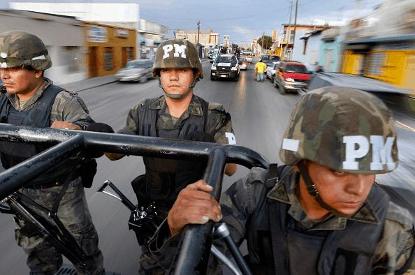 """Nouvelles mesures au Mexique contre la """"guerre de basse intensité"""""""