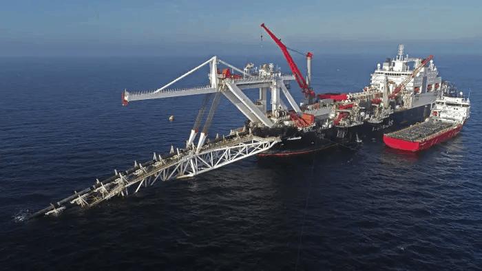 The Nord Stream 2 Pipeline Debate