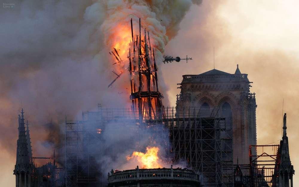 L'incendie de Notre-Dame : une réaction trop extrême ?