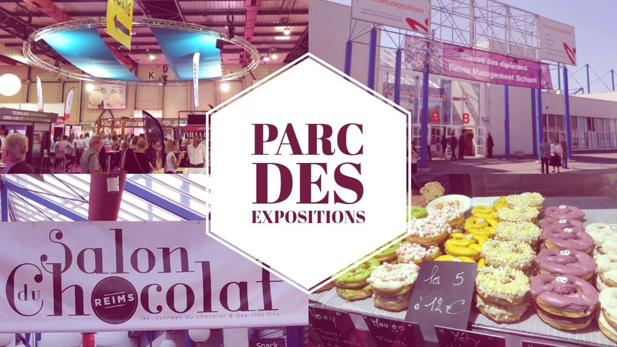 Parc des Expositions: a Hidden Gem of Reims