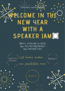 50/50 Bingo and New Year's Speaker Jam! @ The Last Connection | Naples | Florida | United States