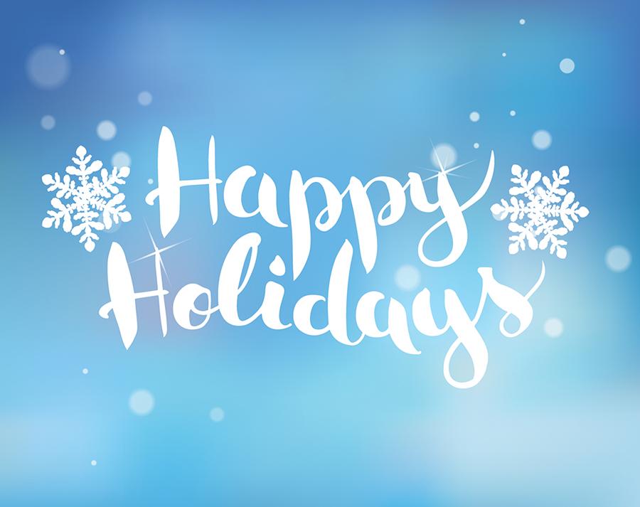 Happy Holidays The Body Spot