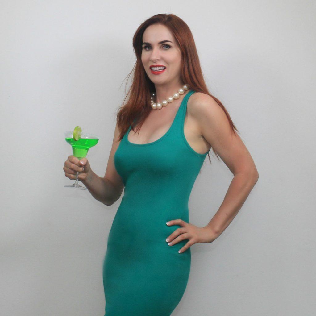 Babe Scott Margarita Cocktail