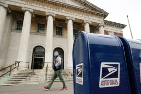 USPS Requests $75B in Emergency Funds to Keep Agency Alive