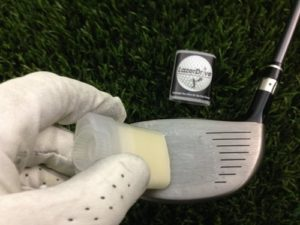 golf club face lube, fun golf gift