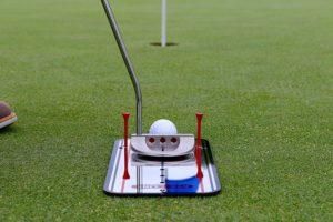 golf putting mirror, golf putting trainer