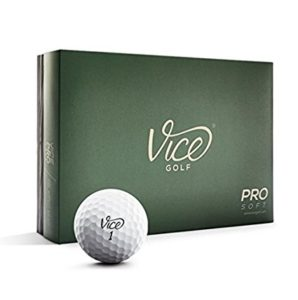 vice pro golf balls