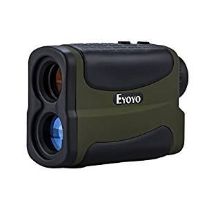 eyoyo weather proof golf rangefinder, golf rain gear necessities, golf rangefinder for rain