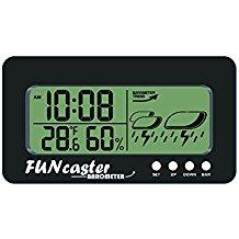 funcaster golf weather forecast gadget, golf weather gear