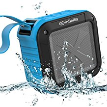 infinilla waterproof golf speakers, golf rain gear, durable golf speakers