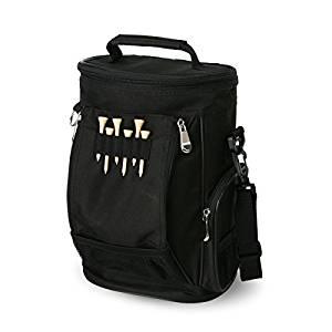 intech golf bag cooler caddy, golf cooler and golf accessories caddy