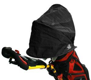 rain wedge golf bag rain cover, golf rain gear, golf bag rain cover