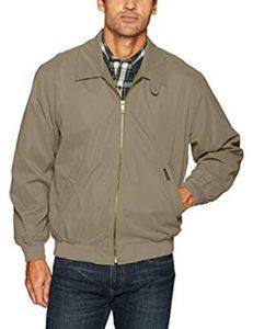 weatherproof water resistant golf jacket, stylish golf rain gear