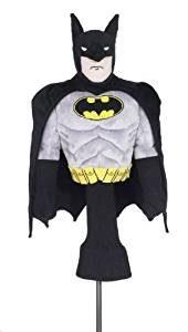 batman golf driver headcover, batman golf head cover, superhero golf headcovers
