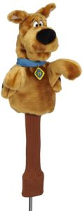 scooby doo golf club cover, scooby doo golf head cover