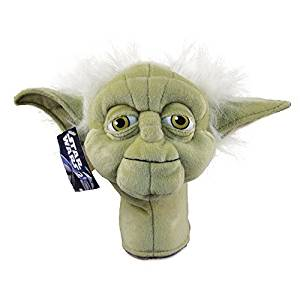 star wars yoda golf club headcover, yoda golf head cover