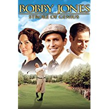 bobby jones stroke of genius golf movie, classic golf story, historical golf movies