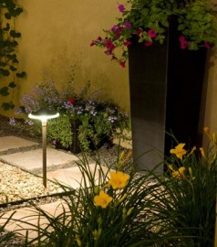 "LED Lighting to High ""Light"" Your Garden & Landscape"