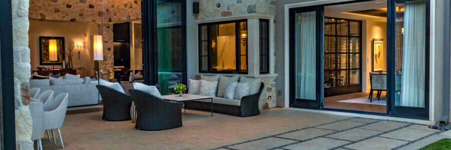 Create an outdoor living area that is designed for your unique lifestyle.