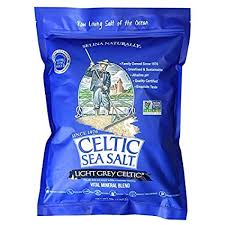 Pass the Salt, Celtic Sea Salt® That Is!