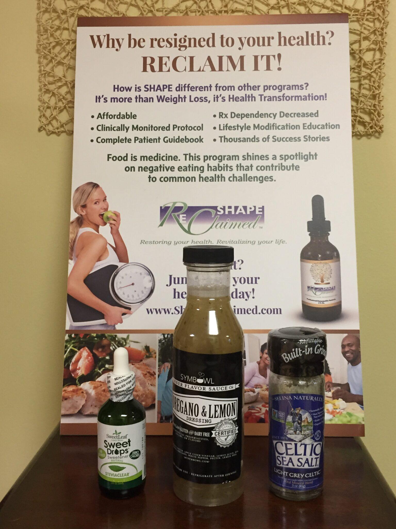 Start the New SHAPE 21 Day Detoxification Program Today!!