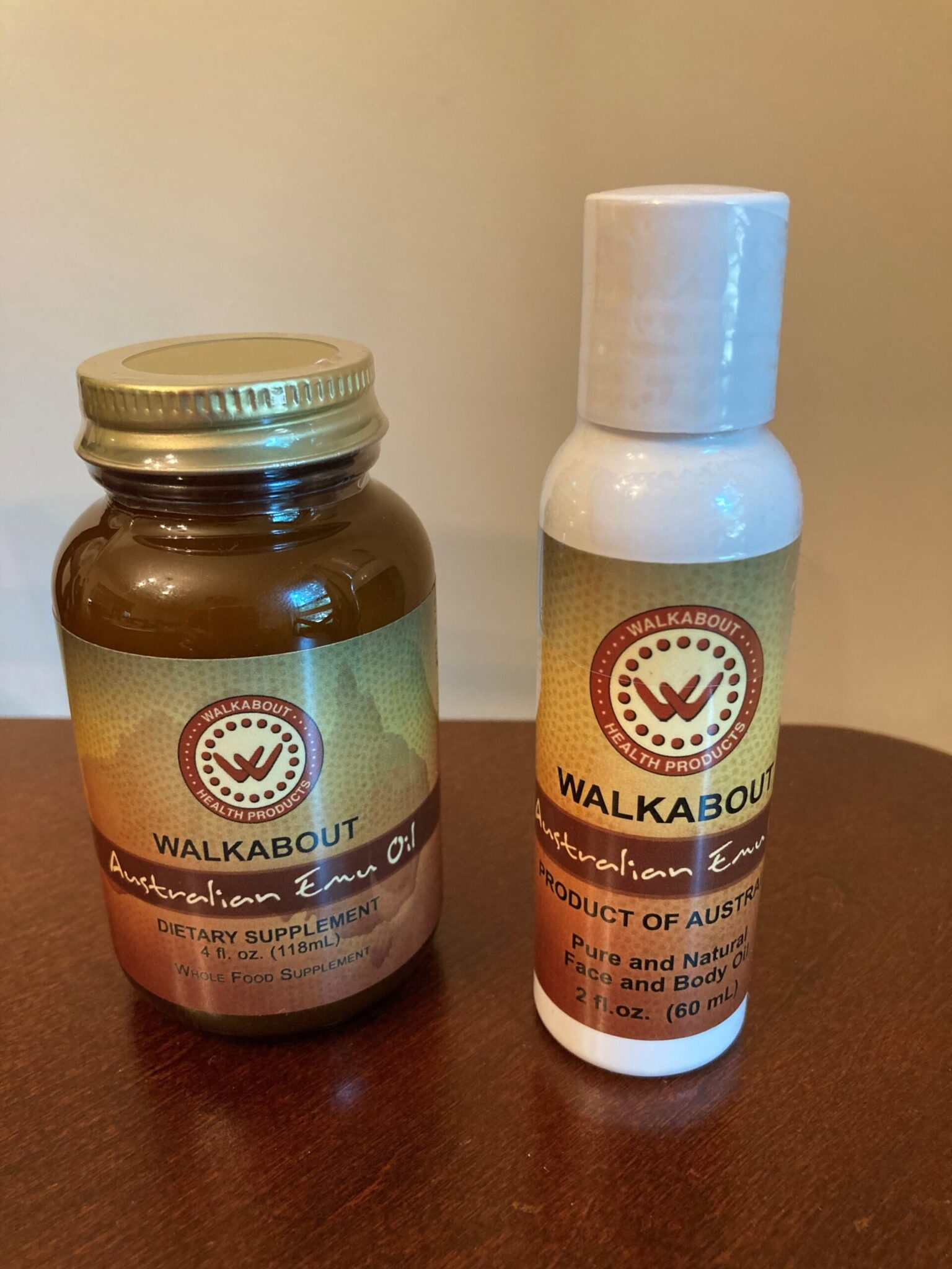 Australian Emu Oil Now Available – Anti-Inflammatory and Anti-Aging