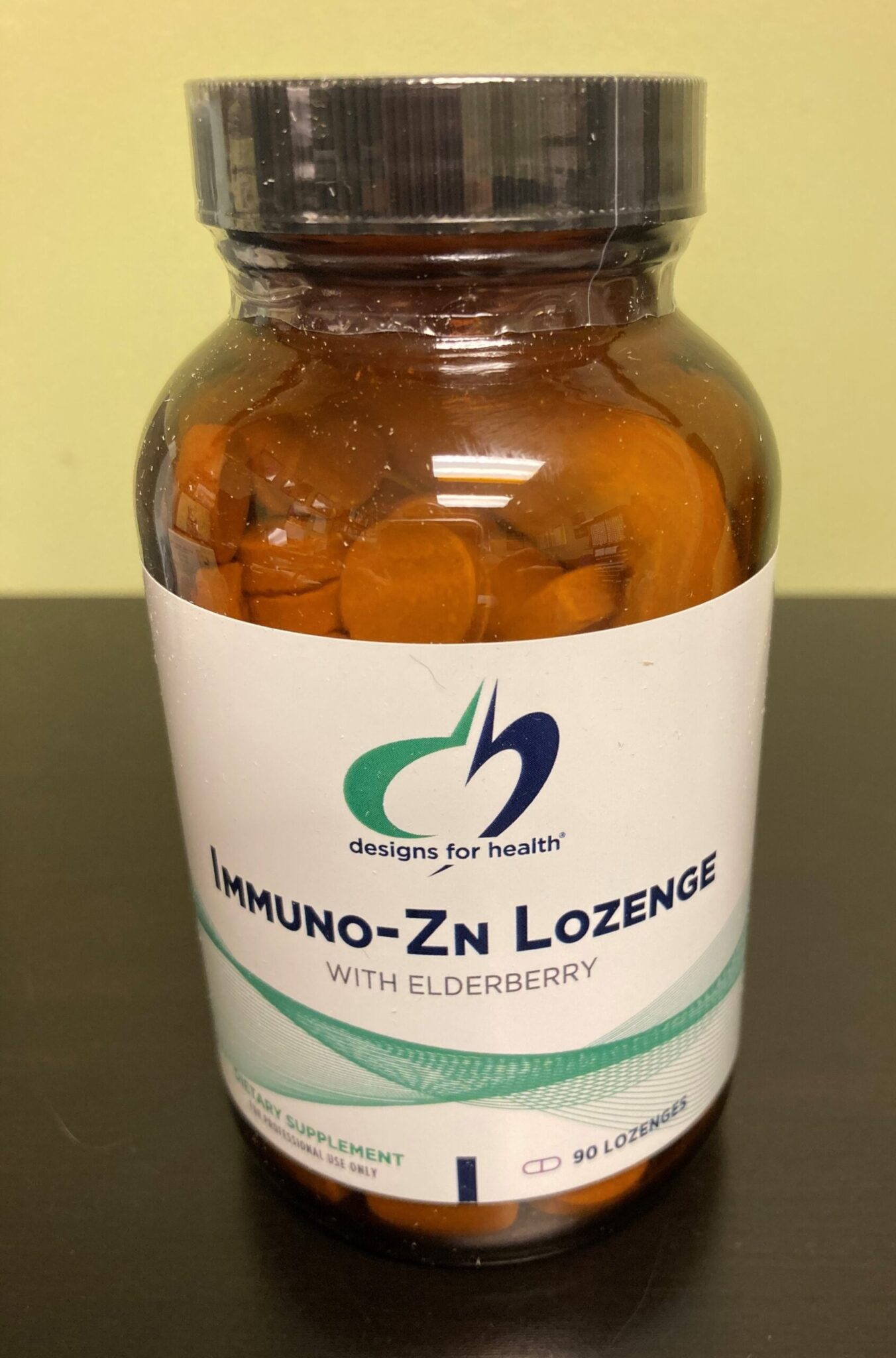 Another Immune System Booster from Designs for Health – Immuno-Zn Lozenges