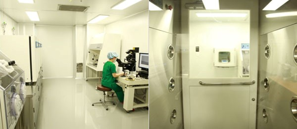IVF Clean Room