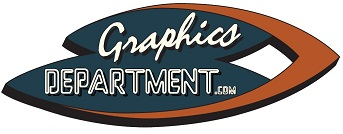 Logo - Graphics Department - Sponsor