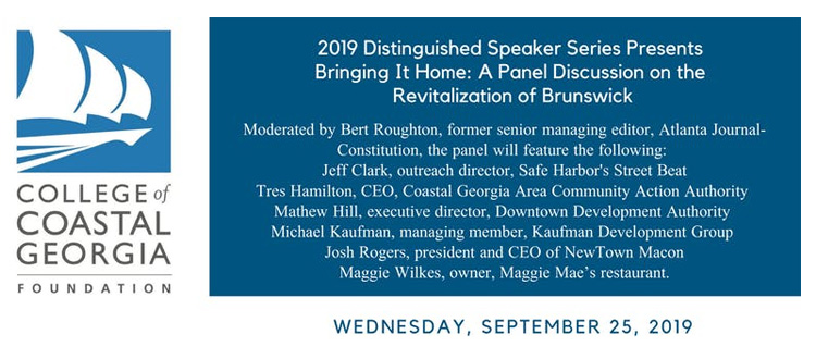 Bringing It Home: A Panel Discussion on the Revitalization of Brunswick