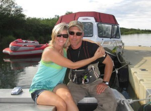 Owned and operated by John and Kari Holman