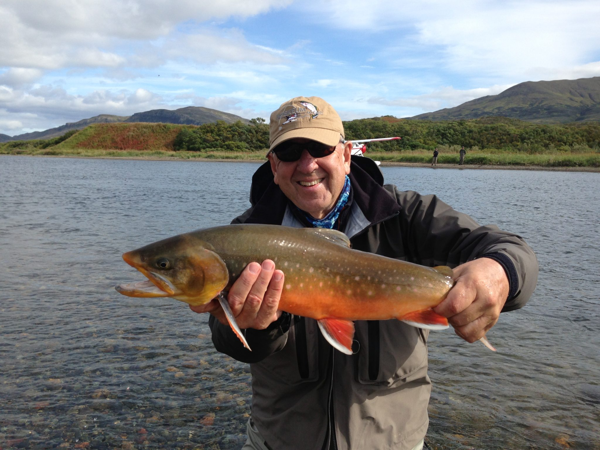 Alaska Arctic Char Fly Fishing Trips | No See Um Lodge