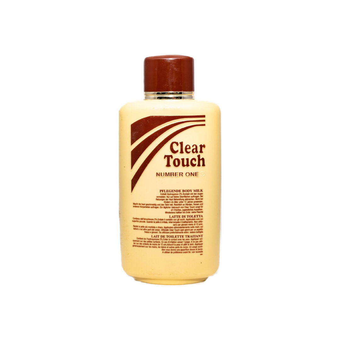 Clear Touch Body Milk