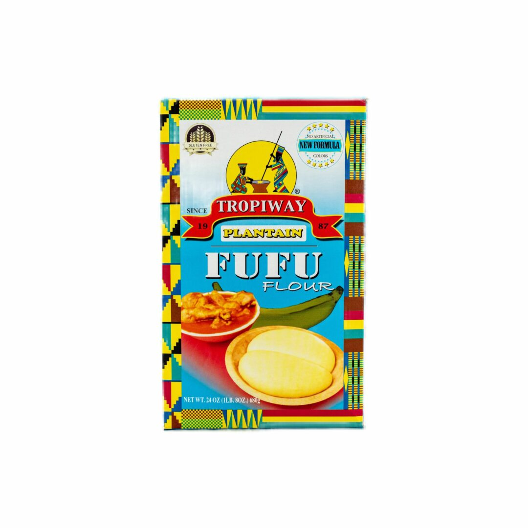Tropiway Plantain Fufu (Box)