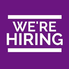 We are hiring purple