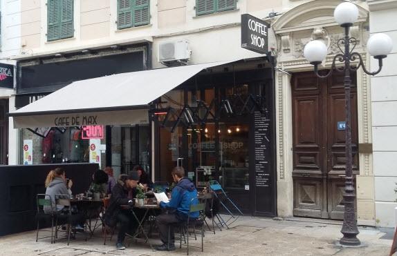 wifi cafes in nice