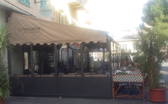 wifi cafes in nice - Cafe Paulette