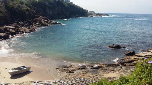 bondi to coogee coastal walk - gordon's bay