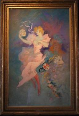 Musee des Beaux-Arts -- Cheret