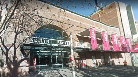 Sydney Harbour walk - Roslyn Packer Theatre Walsh Bay