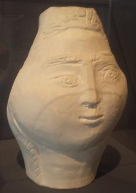 Musee des Beaux-Arts - Face-Tete
