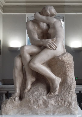 Musee des Beaux-Arts -- Le Baiser