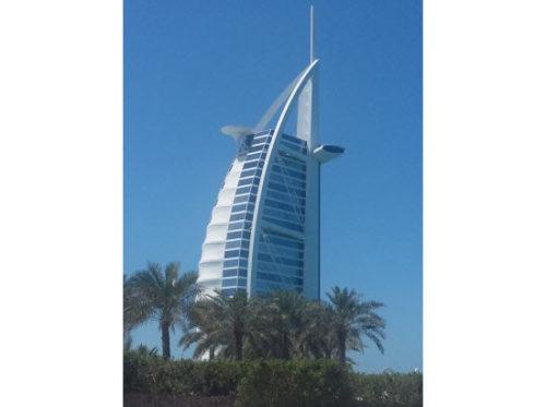 Dubai al Arab Jumeirah Hotel