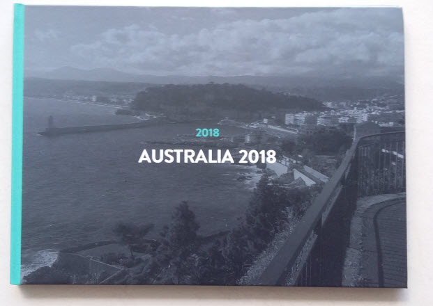 sample travel book